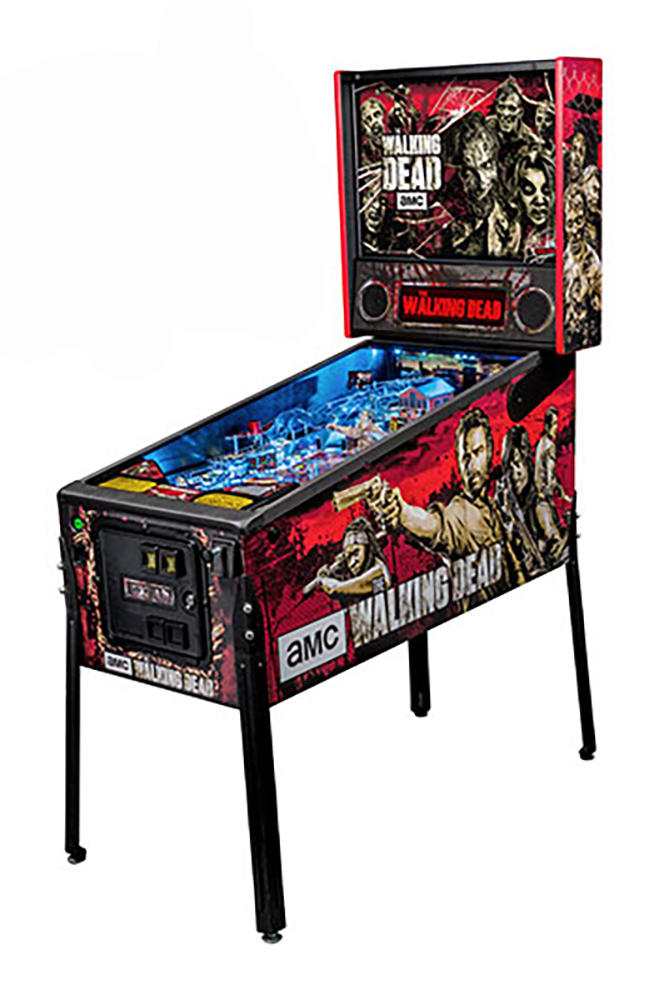stern the walking dead pro pinball machine ebay. Black Bedroom Furniture Sets. Home Design Ideas